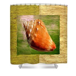 Just Beachy Shower Curtain by Lourry Legarde