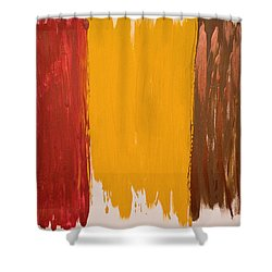 Just Because Shower Curtain