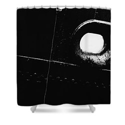 Shower Curtain featuring the photograph Just Fishin' by Travis Burgess