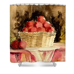 Just For You Shower Curtain by Melly Terpening