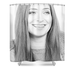 Just Have Fun Shower Curtain