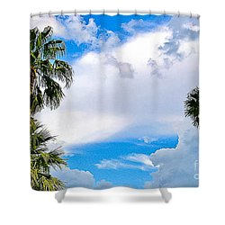 Just Mingling Shower Curtain