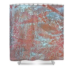 Shower Curtain featuring the photograph Just Rust by Heidi Smith