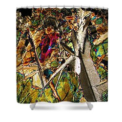 Jungle Dusk Shower Curtain