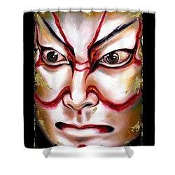 Kabuki One Shower Curtain