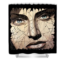 Kallisto Shower Curtain