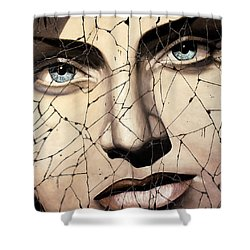 Kallisto - Study No. 1 Shower Curtain