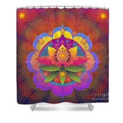 Kamalabhu 2014 Shower Curtain