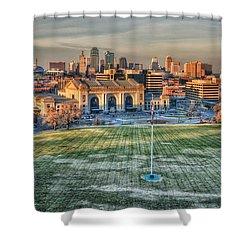 Kansas City  Shower Curtain