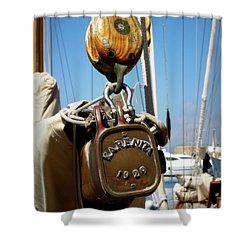 Karenita 1929 Shower Curtain by Lainie Wrightson