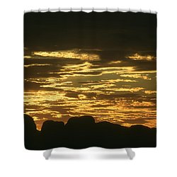 Shower Curtain featuring the photograph Kata Tjuta Australia 3 by Rudi Prott