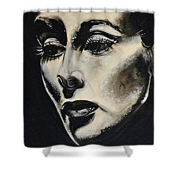 Katherine Shower Curtain by Sandro Ramani