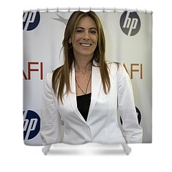 Kathryn Bigelow Shower Curtain