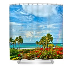 Kauai Bliss Shower Curtain