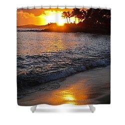 Kauai Sunset Shower Curtain