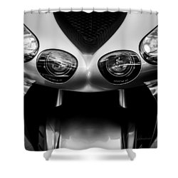 Kawasaki Ninja - Zx -14 Shower Curtain