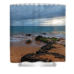 Keawakapu Shower Curtain