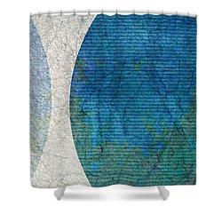 Keep Me Company Shower Curtain by Brett Pfister