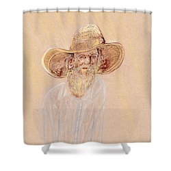 Keep On The Sunny Side Shower Curtain