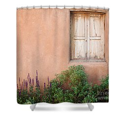 Keep The Summer Heat Out Shower Curtain