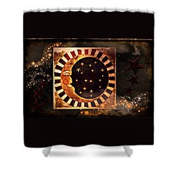 Keeper Of The Stars Shower Curtain