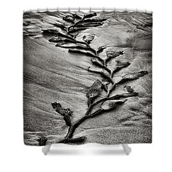 Kelp Snake Shower Curtain