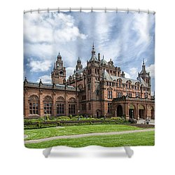 Kelvingrove Art Gallery And Museum Shower Curtain