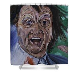 Ken Dodd Shower Curtain