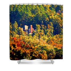 Kennesaw Hideout Shower Curtain