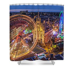 Kermis In Gouda Shower Curtain