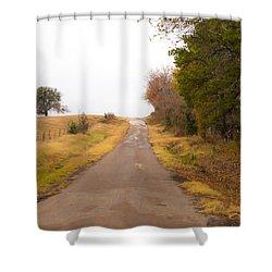 Key Hill 1 Shower Curtain