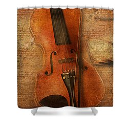 Key To The Soul Shower Curtain