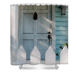 Key West Welcome To My Home Shower Curtain