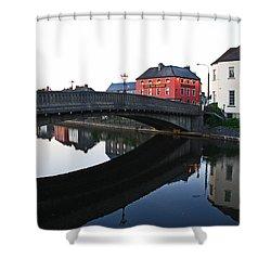 Kilkenny Shower Curtain by Mary Carol Story