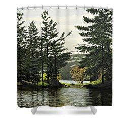 Killarney Shower Curtain