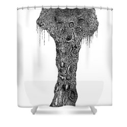 Kings Shower Curtain