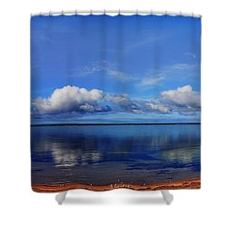 Kingscote View Shower Curtain