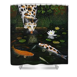 Kinship Shower Curtain