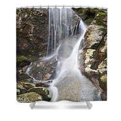 Kinsman Notch - Woodstock New Hampshire Usa  Shower Curtain by Erin Paul Donovan
