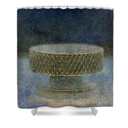 Knob 128 Shower Curtain by WB Johnston