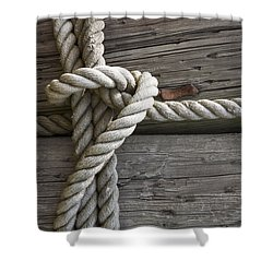 Knot Great Shower Curtain