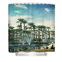 Knowing What Matters Shower Curtain by Laurie Search