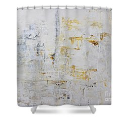 Knowledge Shower Curtain