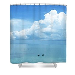 Ko Chang - Thailand Shower Curtain by Andrea Anderegg