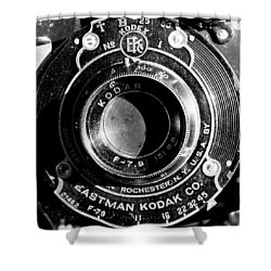 Kodak Brownie 2 Shower Curtain
