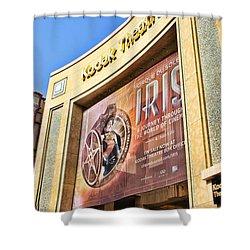 Kodak Theatre Shower Curtain
