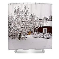 Kovero Farm Shower Curtain