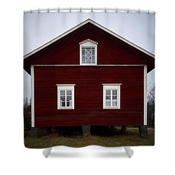 Kovero Main House Shower Curtain by Jouko Lehto