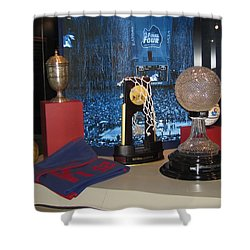 Ku National Championships Shower Curtain by Keith Stokes