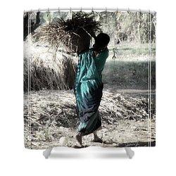 Kumari Shower Curtain